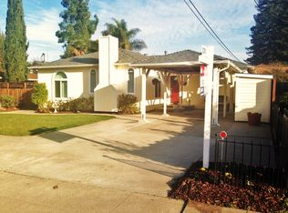1203 Palm Ave , Redwood City CA