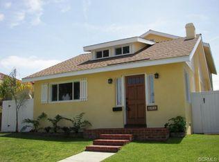 206 Avenue F , Redondo Beach CA