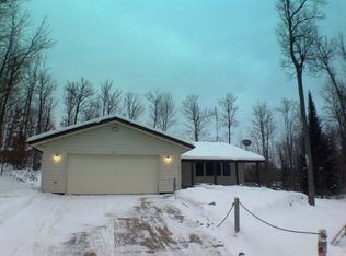 4340 N Maple Rd , Phelps WI