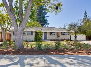 1722 Fordham Way , Mountain View CA