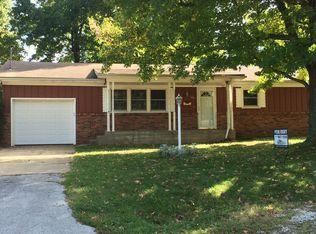 1226 S Estate Ave , Springfield MO