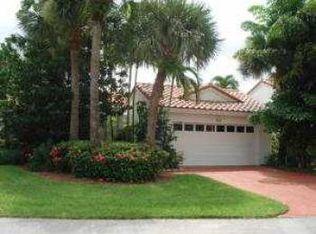 3838 Candlewood Ct , Boca Raton FL