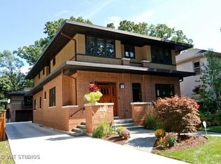 843 Keystone Ave , River Forest IL