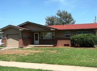 3116 S Bennett Ave , Wichita KS