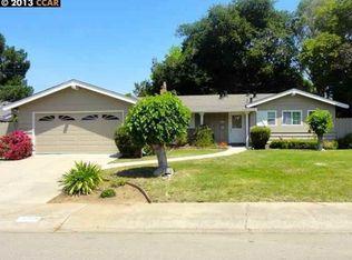 2760 San Antonio Dr , Walnut Creek CA