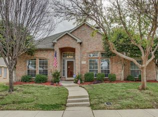 1412 Sunswept Ter , Lewisville TX