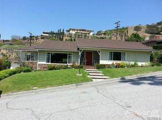 1625 Cumberland Ter , Glendale CA