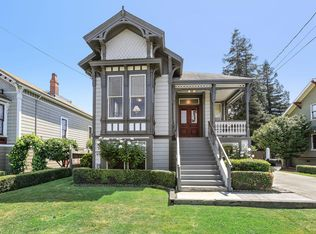 418 Santa Clara Ave , Alameda CA
