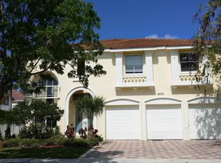3073 Hartridge Ter , West Palm Beach FL