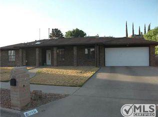 6949 Villa Hermosa Dr , El Paso TX