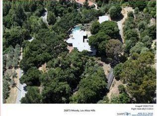 26873 Moody Rd , Los Altos Hills CA