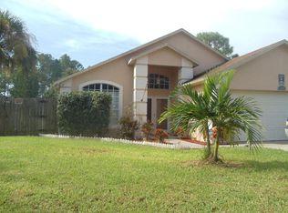 1686 Hawksbill St NW , Palm Bay FL