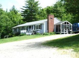 815 Ballards Ridge Rd , Sanbornville NH