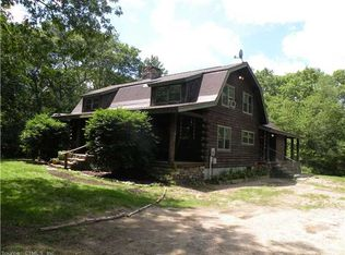 488 Saw Mill Hill Rd , Sterling CT