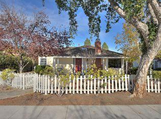 2715 Ramona St , Palo Alto CA