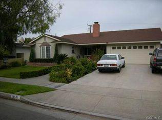 16601 Tiber Ln , Huntington Beach CA