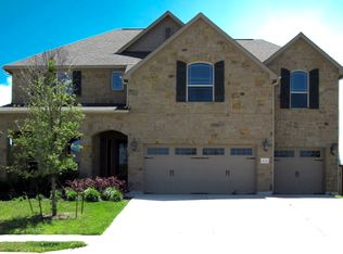 4224 Pebblestone Trl , Round Rock TX
