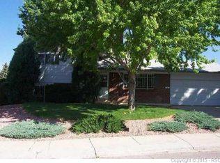 1426 Coronado Dr , Colorado Springs CO