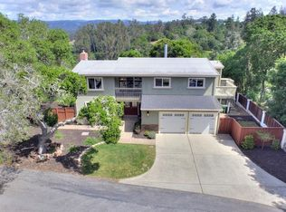 918 El Sereno Ct , Aptos CA