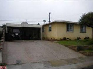 317 E Fernfield Dr , Monterey Park CA