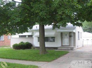 18846 Delaware Ave , Redford MI