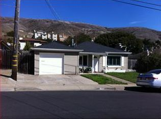 632 Hemlock Ave , South San Francisco CA