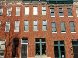 322 E Lafayette Ave , Baltimore MD