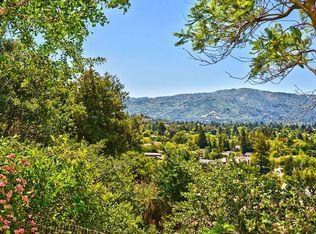 15925 Quail Hill Rd , Los Gatos CA