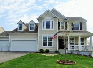 636 High Timber Dr, Westerville, OH 43082