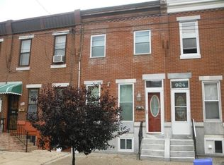 922 Wolf St , Philadelphia PA