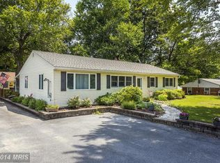 9327 Old Scaggsville Rd , Laurel MD