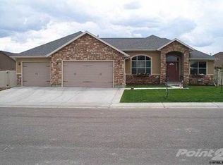 2700 War Admiral Dr , Rock Springs WY