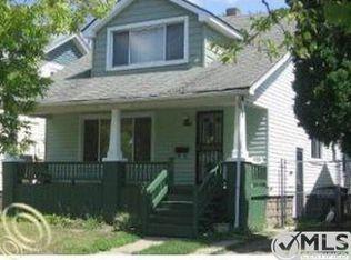 14536 Washburn St , Detroit MI
