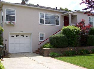 1603 James Ave , Redwood City CA