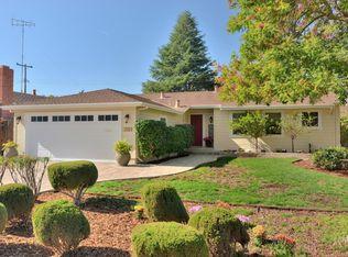 1560 Begen Ave , Mountain View CA