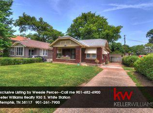 1828 Tutwiler Ave , Memphis TN