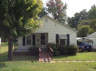 121 Clayton St , Roxboro NC