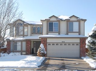 9978 Silver Maple Rd , Highlands Ranch CO