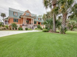 2731 Jenkins Point Rd, Seabrook Island, SC 29455