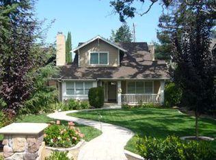20393 Park Pl , Saratoga CA