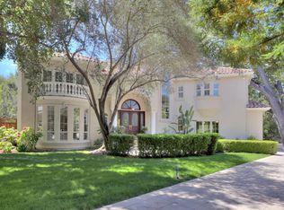 540 Magdalena Ave , Los Altos Hills CA
