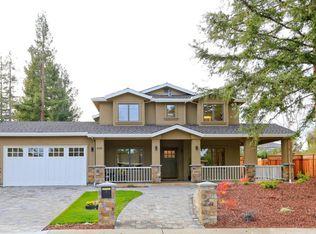 1049 Dartmouth Ln, Los Altos, CA 94024