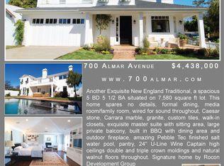 700 Almar Ave , Pacific Palisades CA