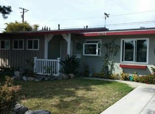 6743 E Mantova St , Long Beach CA