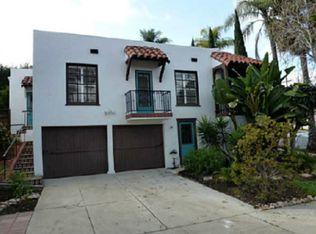 2344 33rd St , San Diego CA