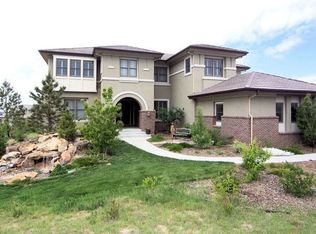 6123 Maroon Peak Pl , Castle Rock CO