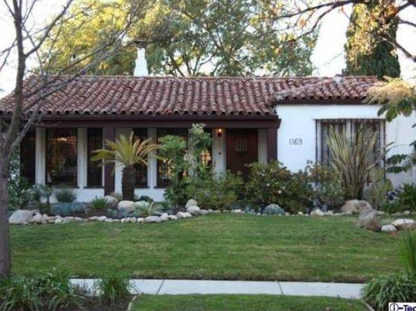 1169 S Sierra Bonita Ave, Los Angeles, CA