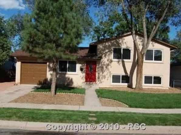 819 Bryce Dr, Colorado Springs, CO