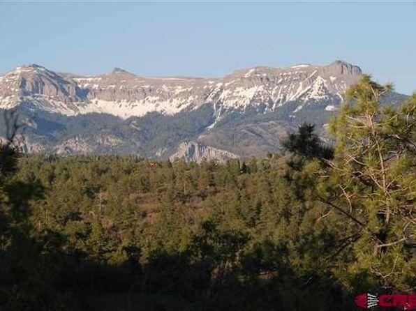 views of navajo pagosa springs real estate pagosa