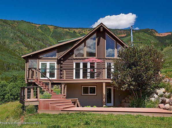 Basalt Co Real Estate : Parking area basalt real estate co homes for